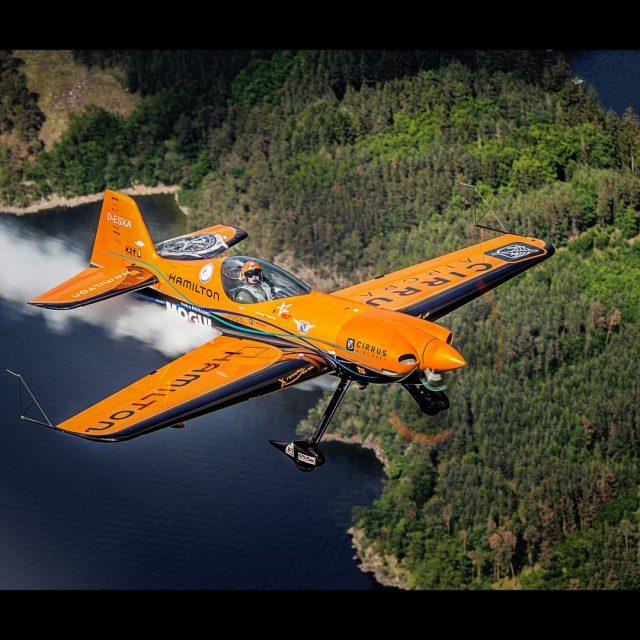 Focení pro Cirrus Aircraft