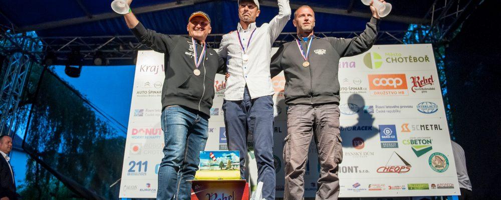 15-17 června se konalo mistrovství republiky v letecké akrobacii na letišti v Chotěboři.